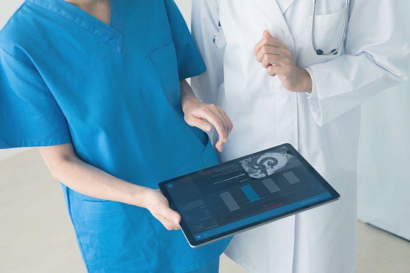 OTOPLAN tablet-based DICOM
